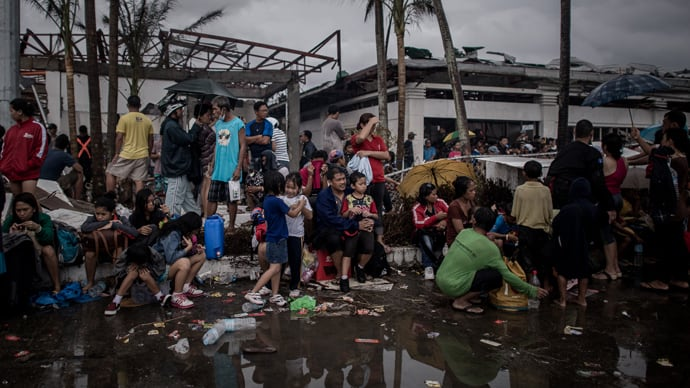 About Typhoon Haiyan