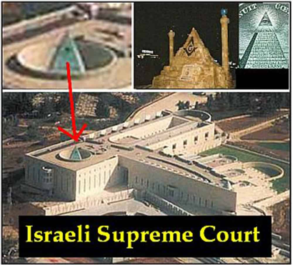 The Antichrist, Freemasons and the Third Temple