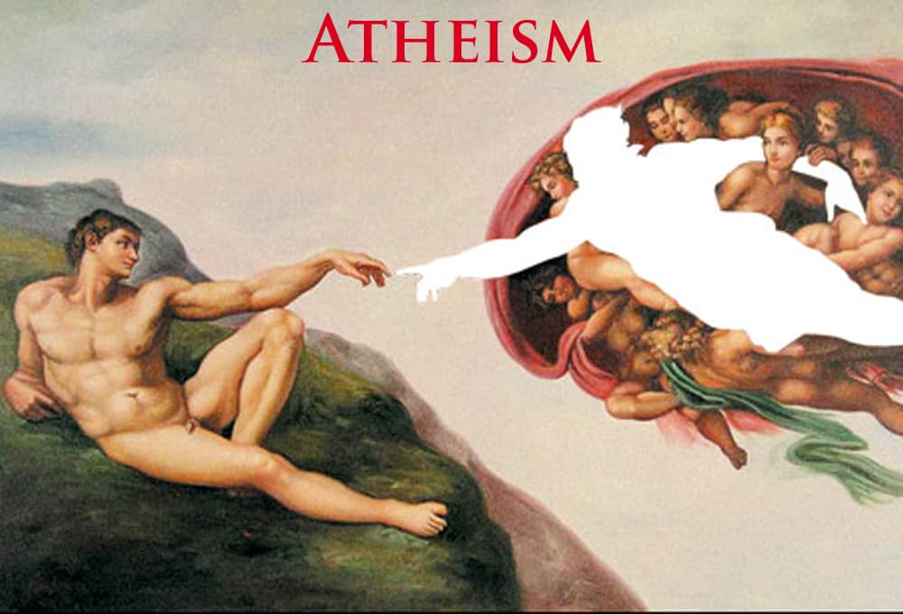 Why Atheism Makes No Sense