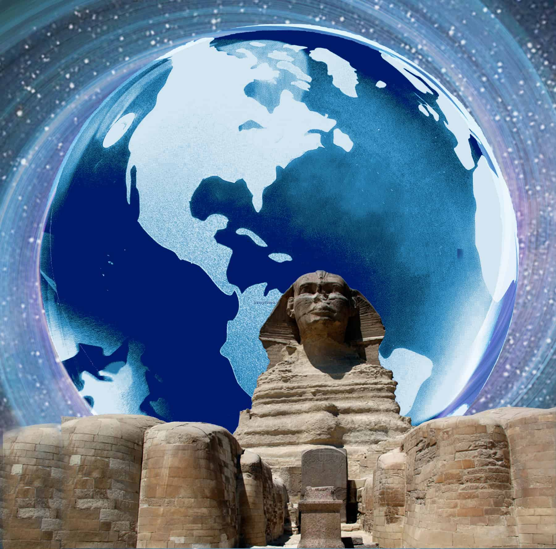 Geoengineering, Ubiquity, Discontinuity and Sphinx Like Riddles