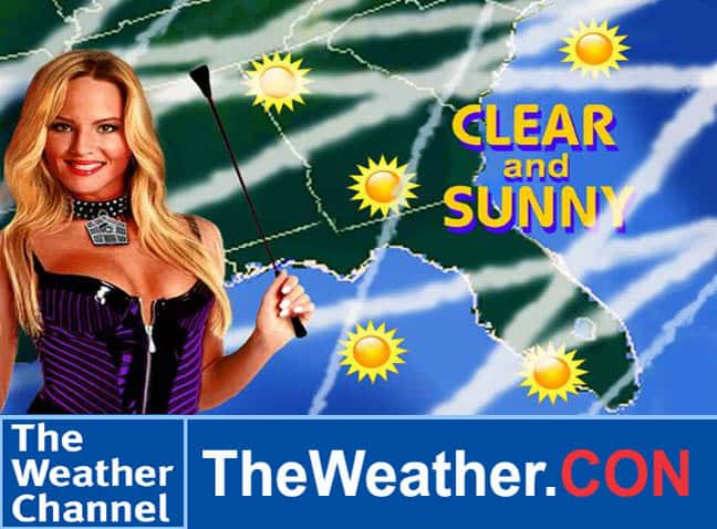 Weather Channel Helping To Hide The Geoengineering Assault