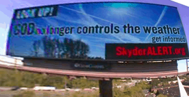 Controversial Billboards Launched!