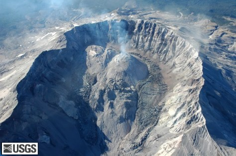 """5/1/2014 — PACIFIC NORTHWEST MAGMA CHAMBERS """"RE-PRESSURIZE"""" — MT. SAINT HELENS SHOWING RISE"""