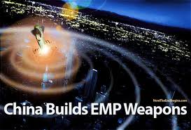 World War III Has Already Been Lost and the Chinese Are In the Process of Occupying Amerika: Chinese EMP Weapons (Part Three)