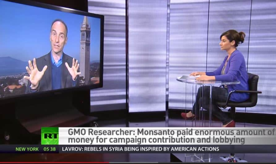 Monsanto God Delusion