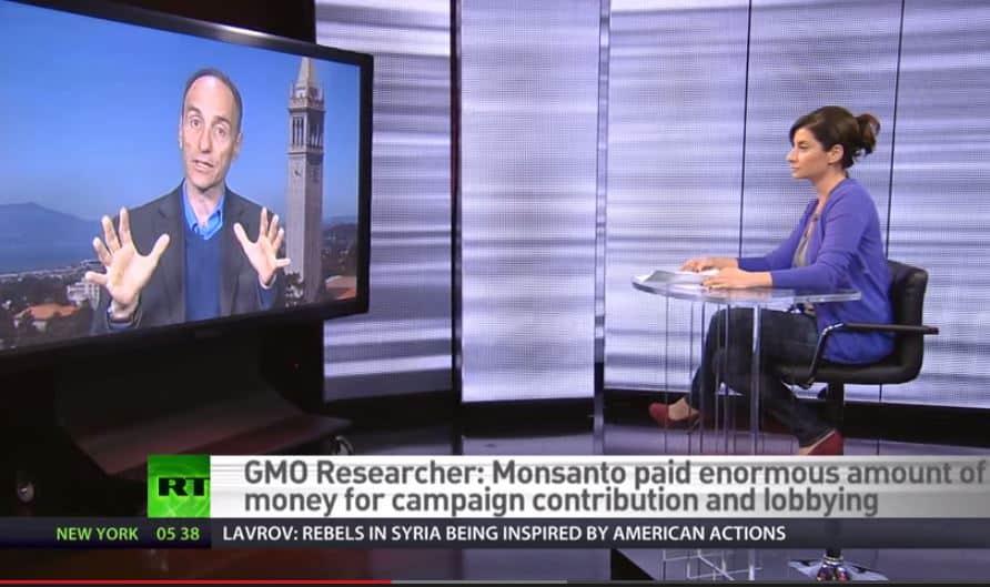 Monsanto God Delusion