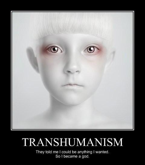 Forbidden Gates (The Transhumanist Agenda)