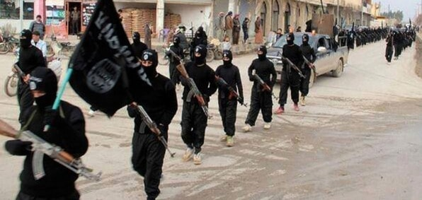 ISIS GOES ON HORRIFIC BEHEADING SPREE