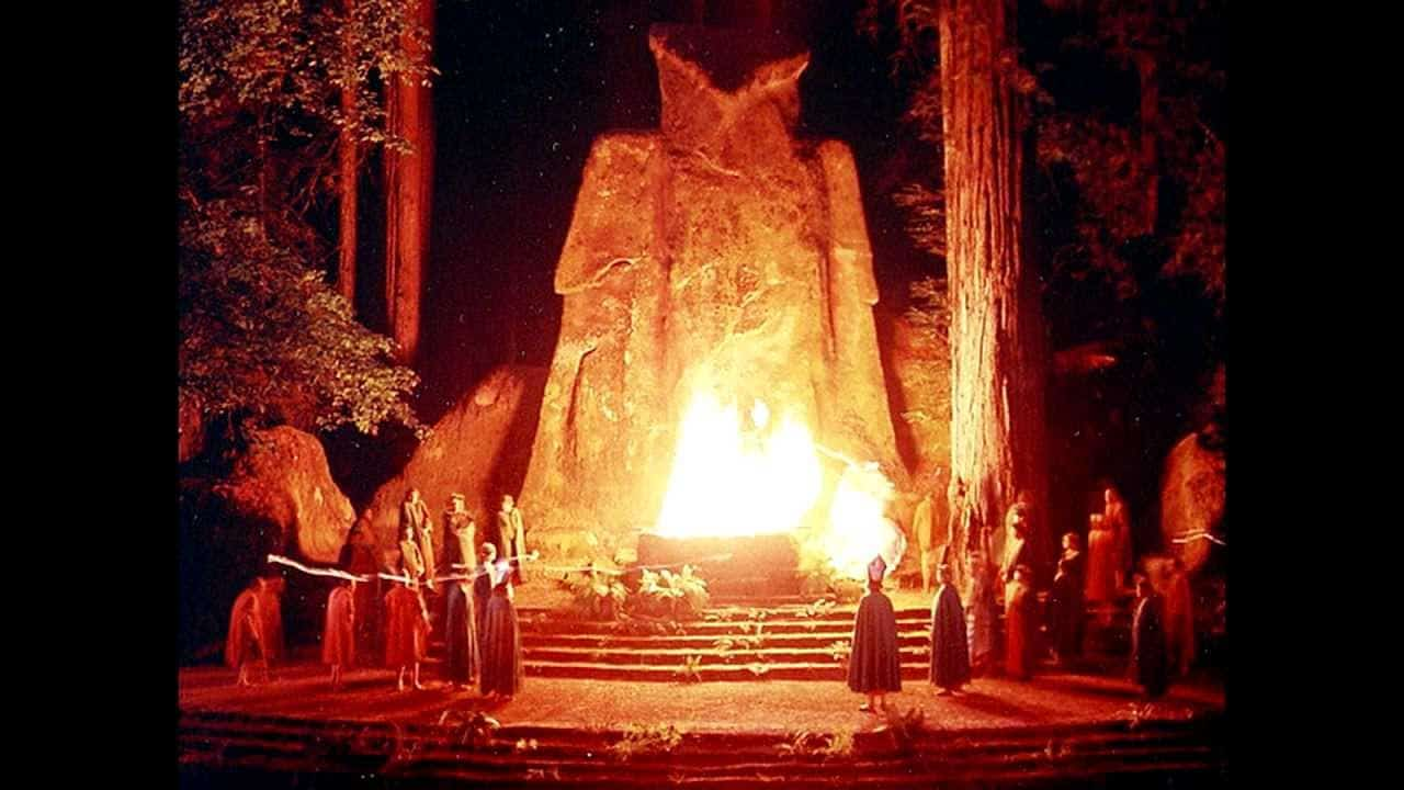 Siri's Creepy Message, Bohemian Grove & Ramadan