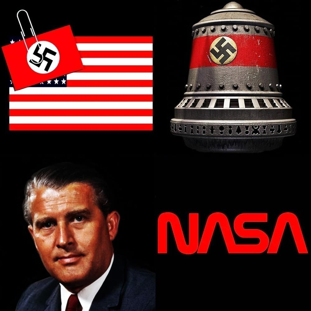Nazis,NASA and JFK