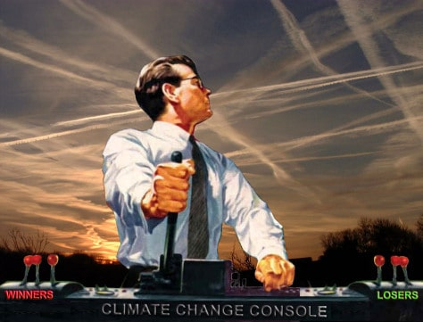 Climate Change Is Being Caused By Electromagnetic Technology – Commercial Application Confirms Military Agenda