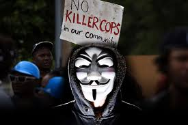 Anonymous Hackers Claim to Identify the Cop Who killed Mike Brown in Ferguson