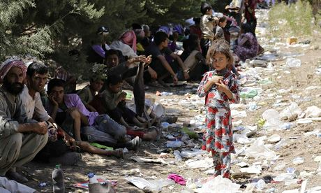 Iraq crisis: US and Britain call off rescue of Yazidis on Mount Sinjar