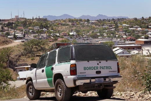 Border Fraud Exposed From The Sky By Reporter