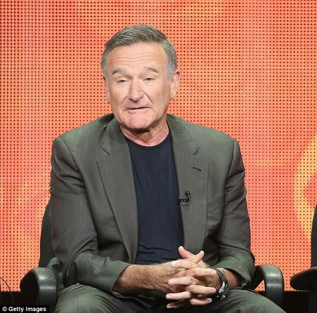 Robin Williams: Deep Depression, Money Worries