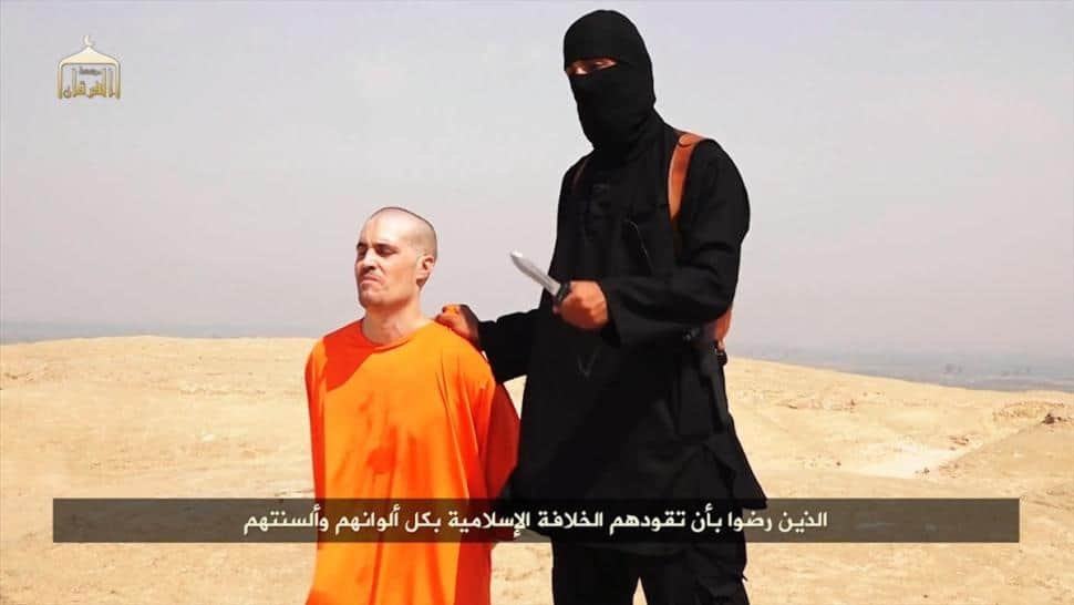 MISSING AMERICAN JOURNALIST JAMES FOLEY REPORTEDLY BEHEADED BY ISIS