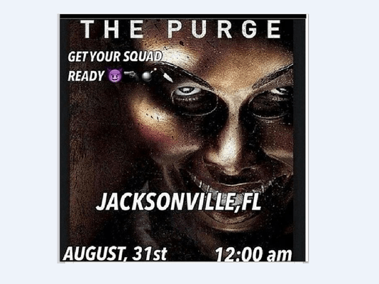 """""""The Purge"""" Begins August 31st in America Says Government Psyop!"""