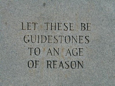 Georgia Guidestones! New Details Surface In Suppressed Book, 'The Age of Reason'