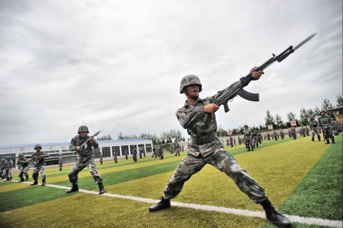China May Have Undergone Some Kind Of Coup