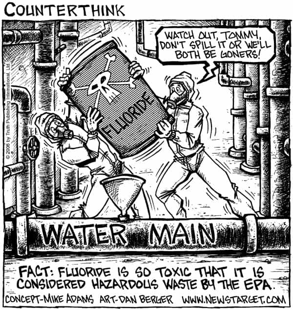 Fluoride Causes Cancer – Dr. Dean Burk