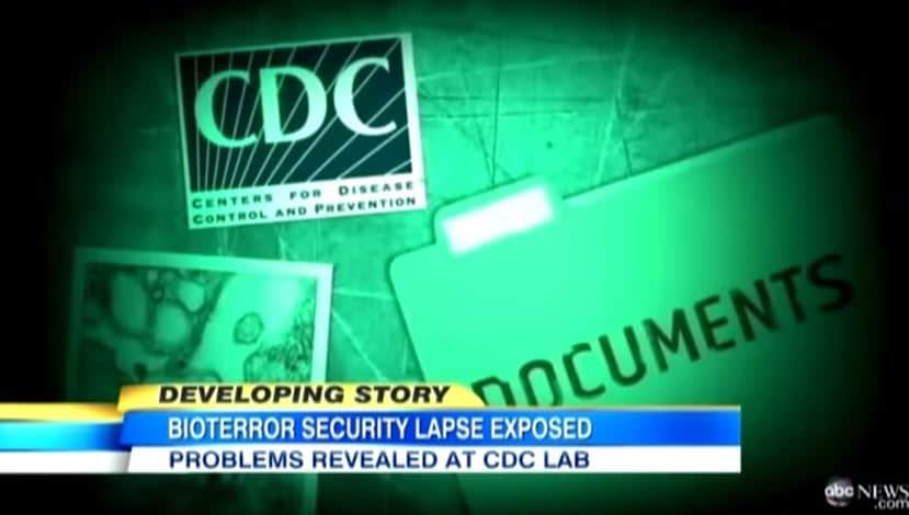 Breaking News: Ebola AIDS Lab created by US Department of Defense CDC?