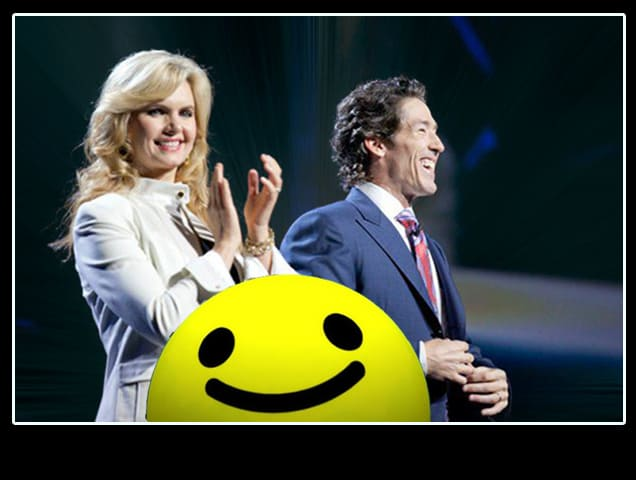 """Victoria Osteen """"Do Things for Your Self—Not for God!"""""""