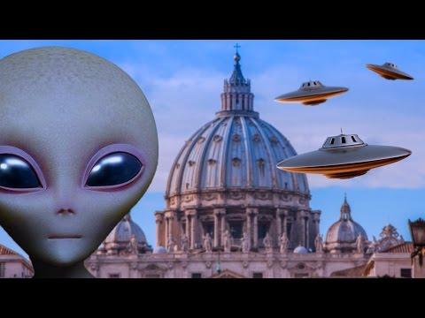 Catholic Church Takes Great Interest In Alien Agenda
