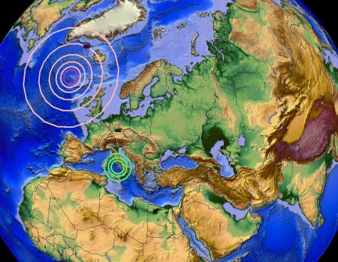 UPDATE! 5.5M EARTHQUAKE STRIKES SCOTLAND — ABNORMAL ACTIVITY — CENSORED BY USGS AND BGS