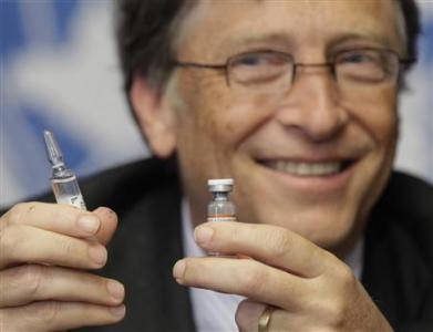 Bill Gates: Ebola Is Returning As Well As the Re-Emergence of Several Other Pandemics