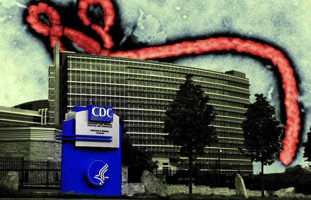 CDC Director Contradicts Himself Live over How Ebola Is Spread