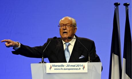 Ebola solution to global population explosion – Jean-Marie Le Pen suggests