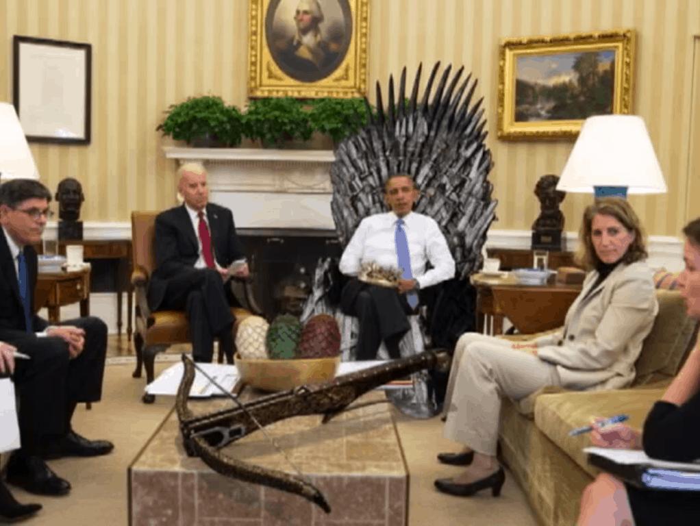 Obama Signals the Apocalypse