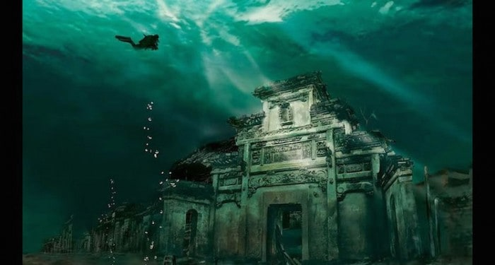 The Puzzling Enigma of Ancient Sunken Cities