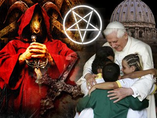 Eye Witnesses to Pope Francis Murderous Satanic Rituals