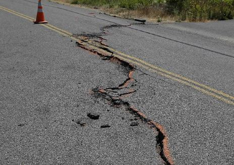 PROFESSIONALS SAY CALIFORNIA IS PRIMED FOR A LARGE EARTHQUAKE — COMING SOON