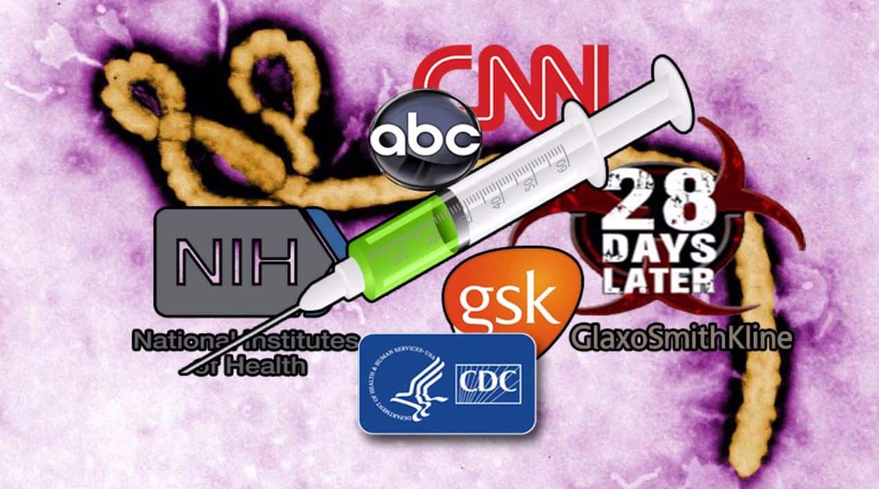 IMPORTANT! EBOLA DECEPTION: VACCINE AGENDA FULLY EXPOSED!