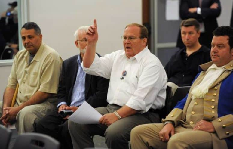 Sandy Hook – Citizens Confront School Board About Shooting