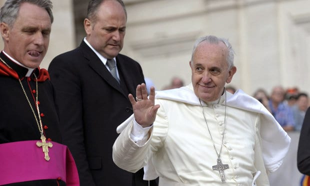 "Pope Francis Declares That Evolution Is Real Saying God Is Not A ""Wizard"""