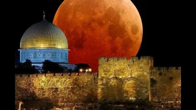 Oct. 8 2014 Blood Red Moon and the Third Temple | World Headline News with Evangelist Anita Fuentes (Video)