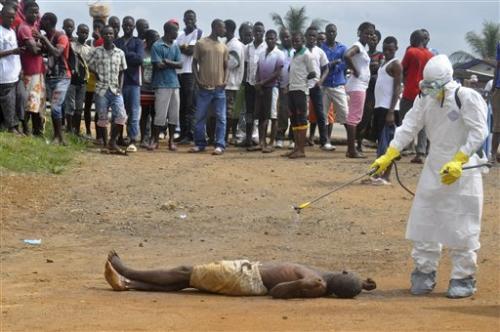 Ebola Fearmongering