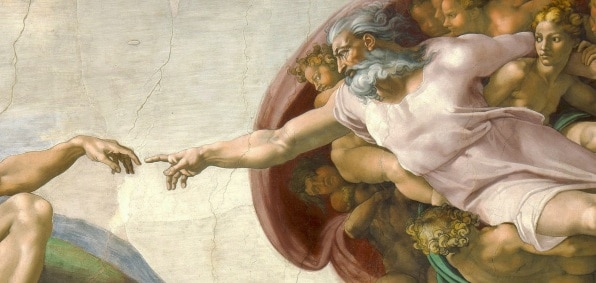 THE MICHELANGELO CODE: RESEARCHER UNLOCKS MYSTERY