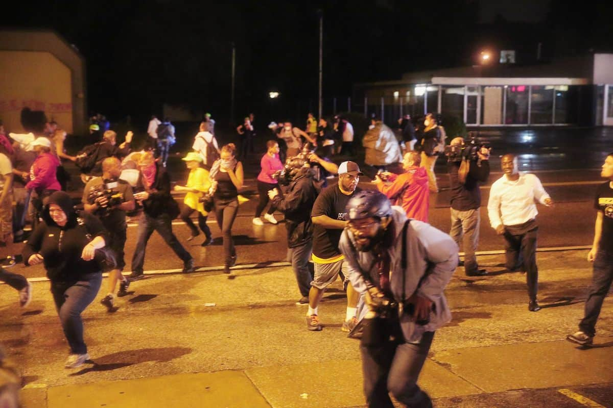 Ferguson Protests – False Flag To Push Gun Control And Start Civil War?