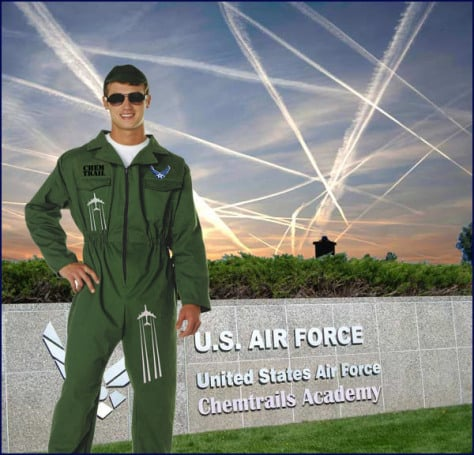 "Military Documents Confirm ""Chemtrails"" Originated in the US Air Force"