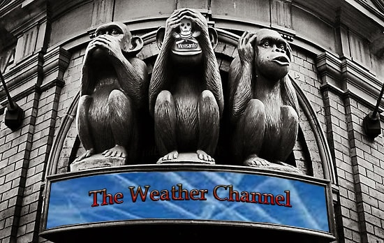 Weather Channel / Monsanto Join Hands