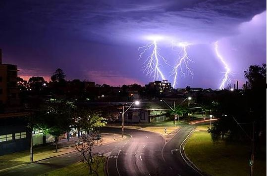 HAARP Attacking Australia?