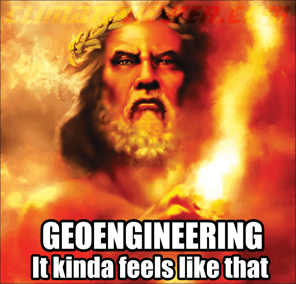 """Important[!] Upcoming """"Climate Change"""" Conferences Which Will Legitimize """"Geoengineering"""""""