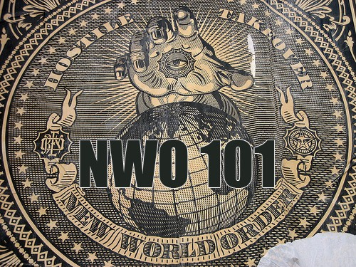 New Age/New Word Order 101