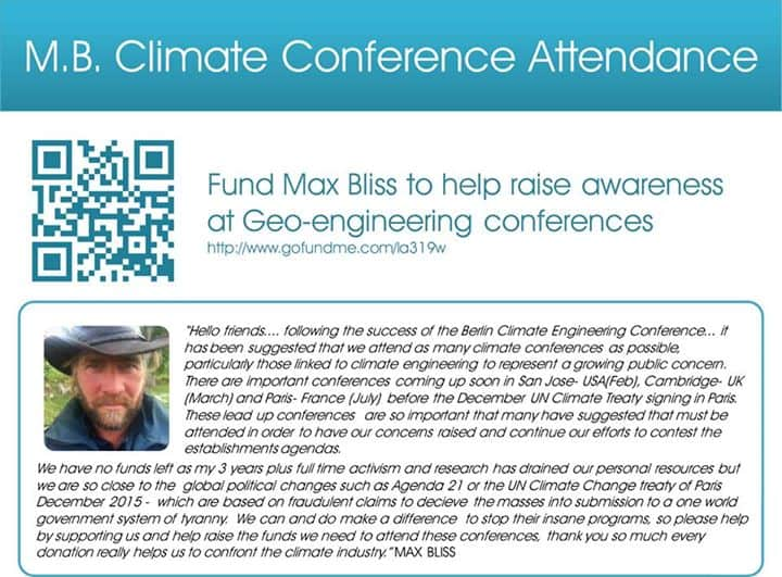 Max Bliss Fundraiser