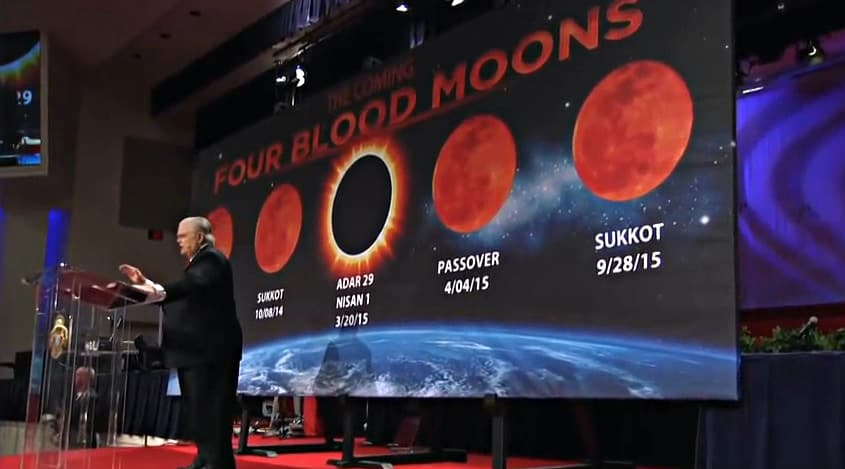 Cris White On Bloodmoons
