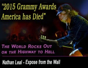 The 2015 Grammy Awards –  America has Died!